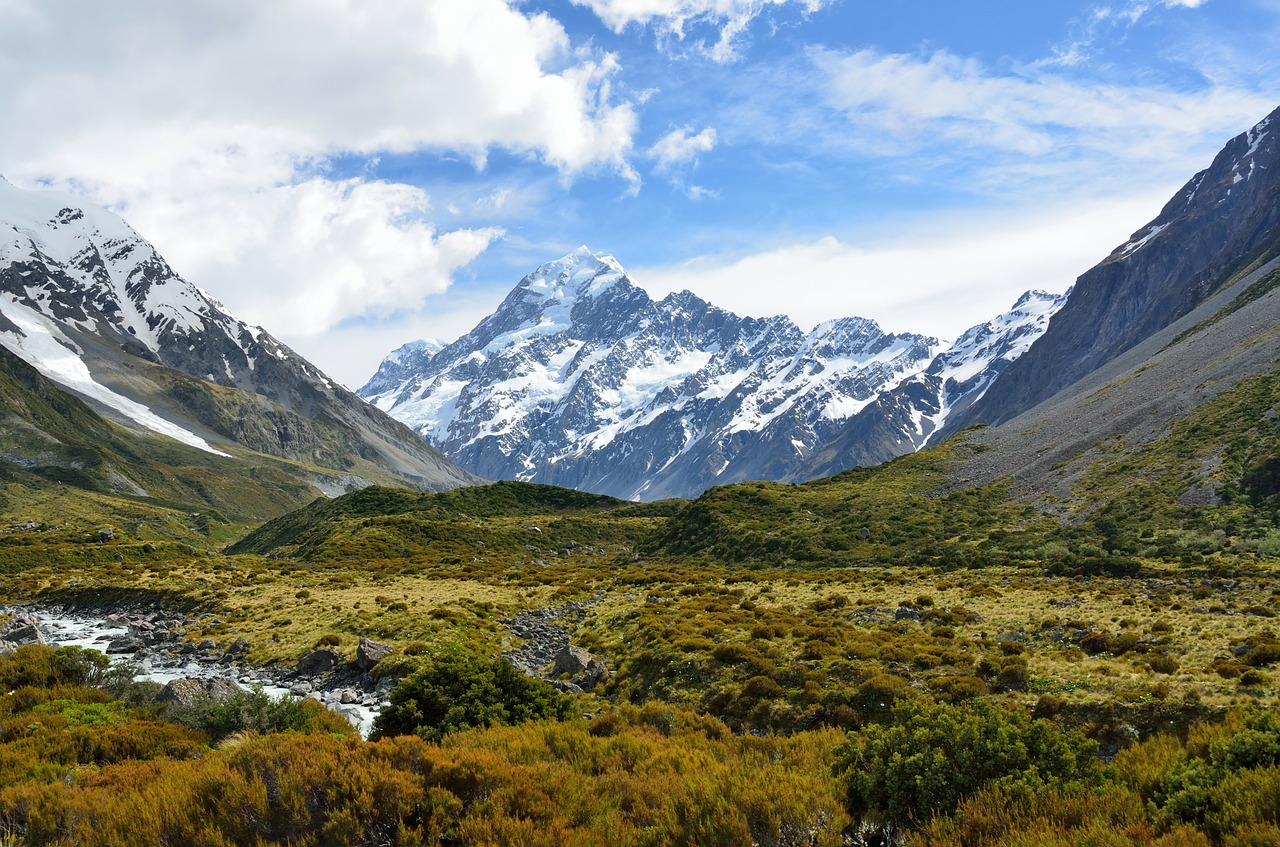 New Zealand Must See Destinations
