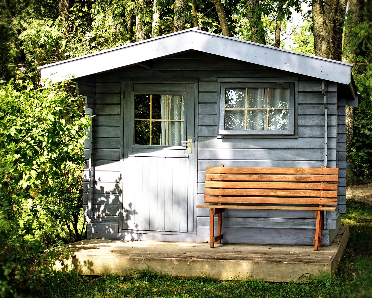 Guide To Garden Sheds