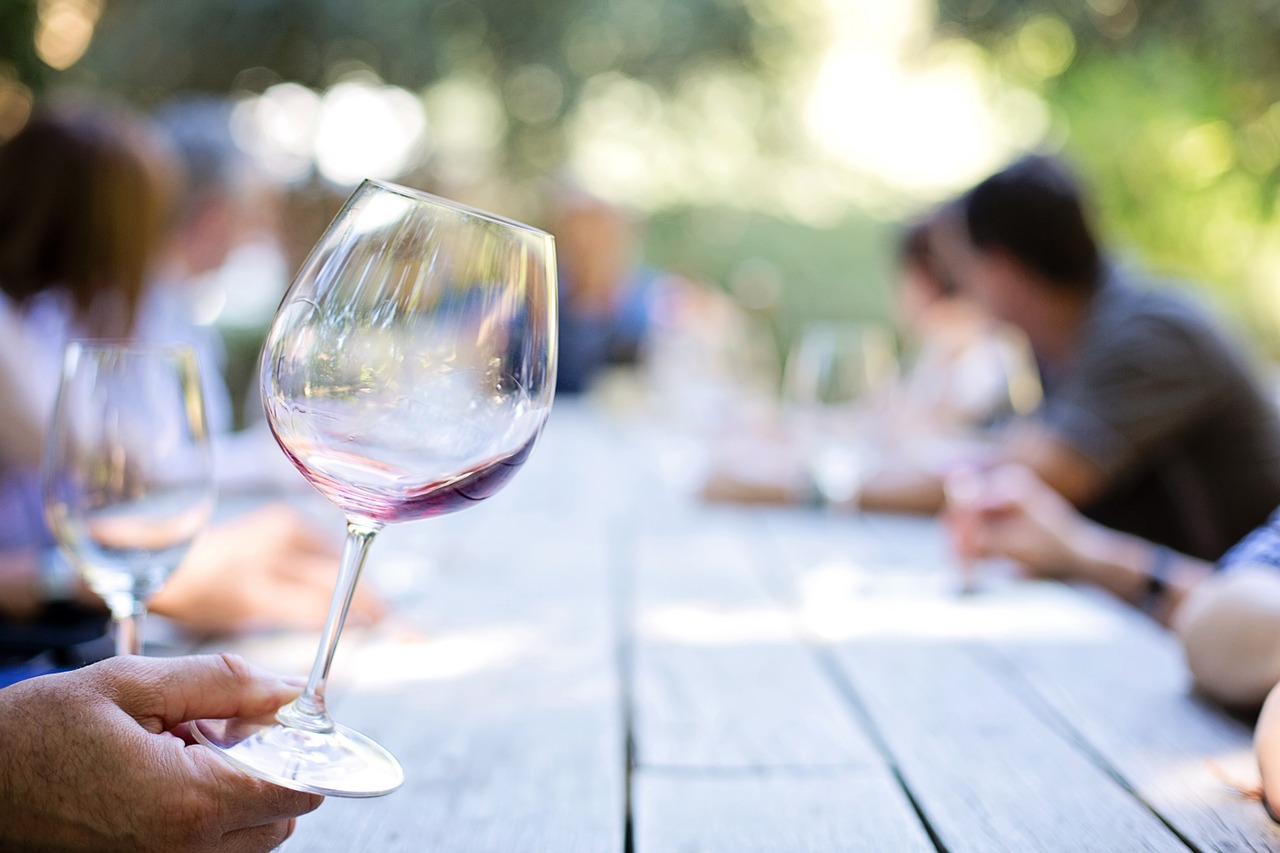 Wine Tasting: A Step-by-Step Guide