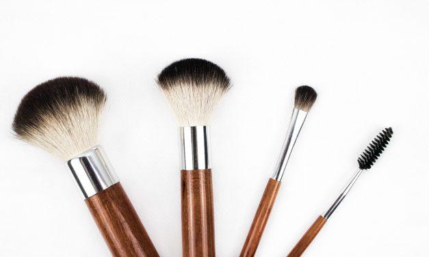 Essential Makeup Brushes